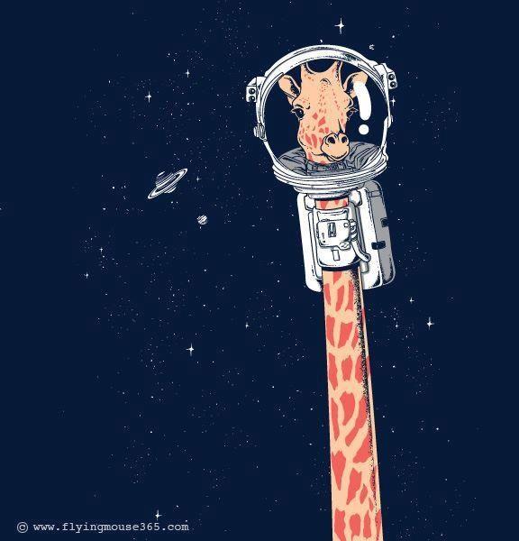 Giraffe-space