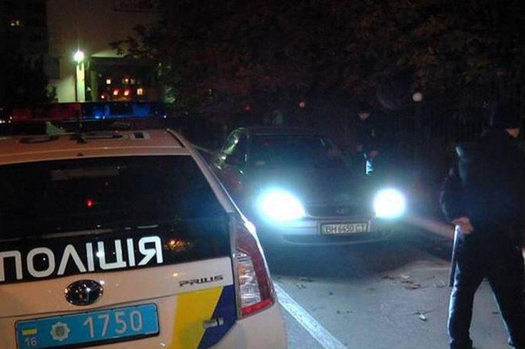 Одесская полиция окружила здание областного ГАИ (+ВИДЕО)