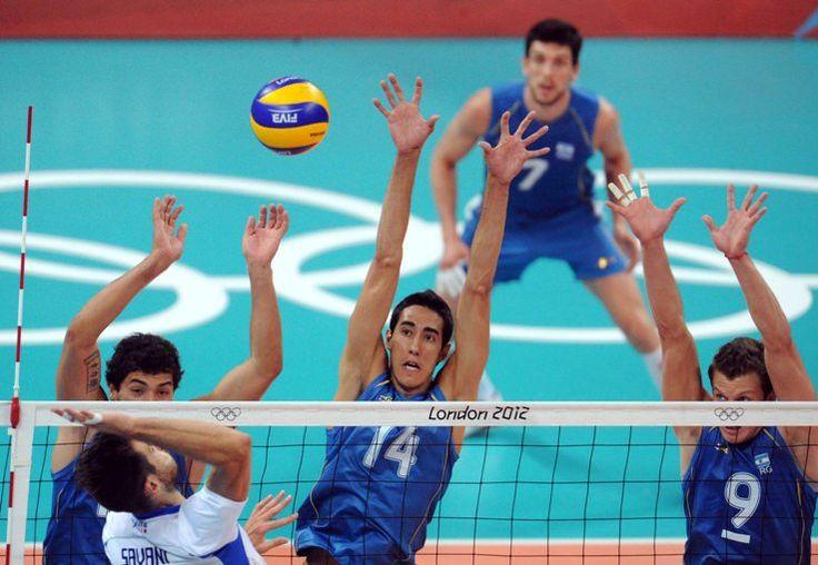 Voley: Argentina dejó todo en la cancha, pero no pudo ante Italia