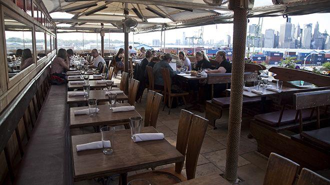 The 10 best rooftop restaurants in NYC