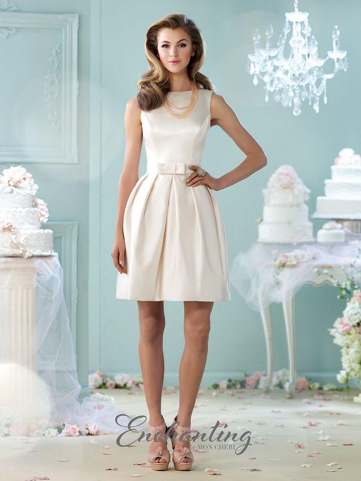 Enchanting by Mon Cheri 215109 Wedding Dress – Diana P.
