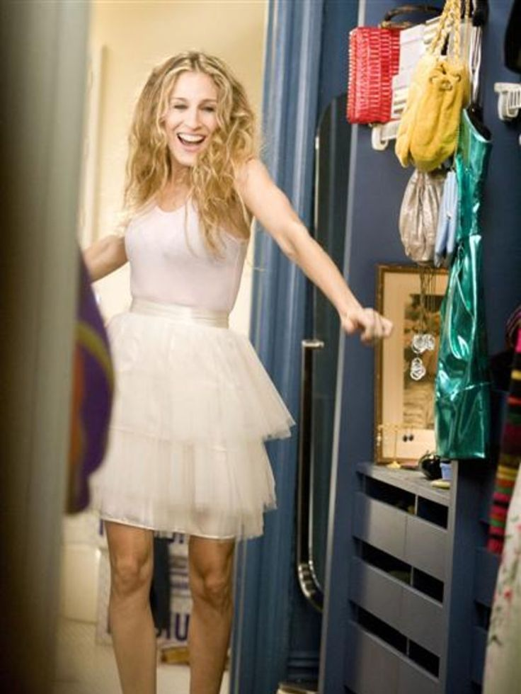 carrie bradshaw outfits | Cappuccino and Fashion*: Fashion icon: Carrie Bradshaw