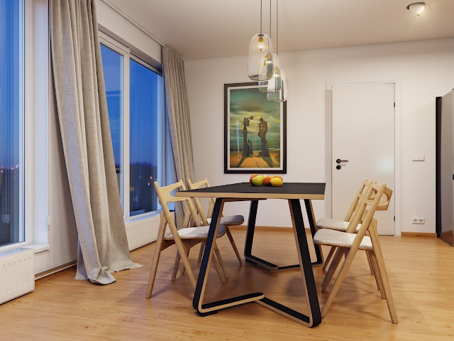 stylish diningroom