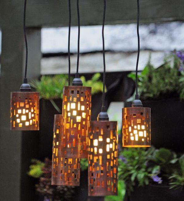 Luminaires suspendus DIY