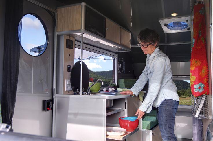 Une cuisine avec une vue! / a kitchen with a view!