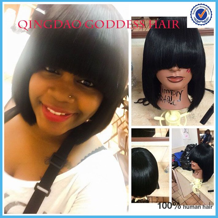 how to cut chinese bangs