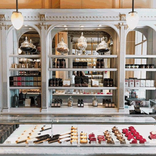 Call it la rue du sucre: This is arguably the sweetest street in all of Paris -- The Best Parisian Patisseries Are All on One Delicious Street