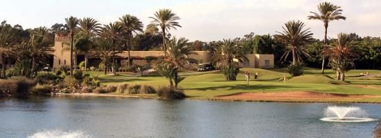 Keen golfers can tee off under the sun during their time in Agadir at Golf du Soleil. Book your holiday online today with Dream Destination Holidays at dreamdestination-holidays.com for bargain breaks in Morocco & worldwide.  Travel, ideas, vacation, Africa.