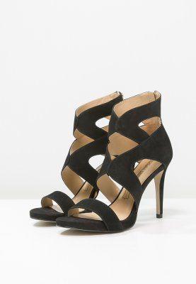 Tilaa ilman lähetyskuluja Buffalo Varrelliset sandaalit - black : 134,95 € (6.2.2016) Zalando.fi-verkkokaupasta.