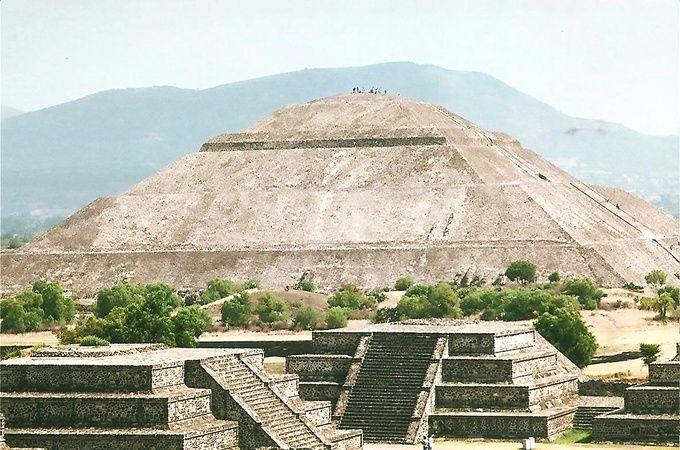 世界のパワースポット20選メキシコ テオティワカン