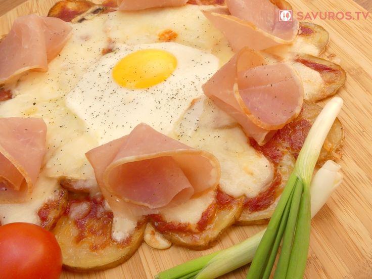 Ți s-a făcut poftă de o pizza, dar nu prea ai chef să petreci mult timp în bucătărie? Noi îți propunem o variantă de pizza care se prepară rapid și este o adevărată bunătate! Pizza