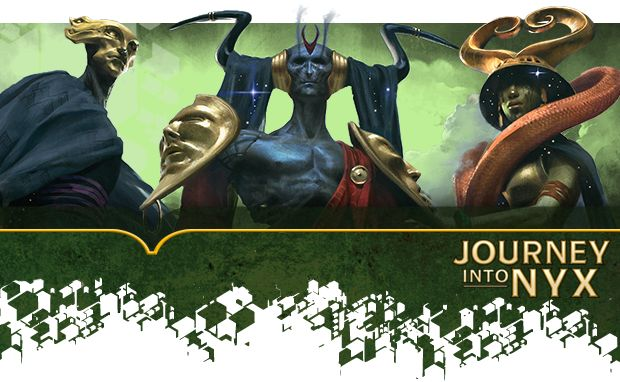 Planeswalker s Guide to Journey into Nyx   Daily MTG   Magic  The    Journey Into Nyx Planeswalker