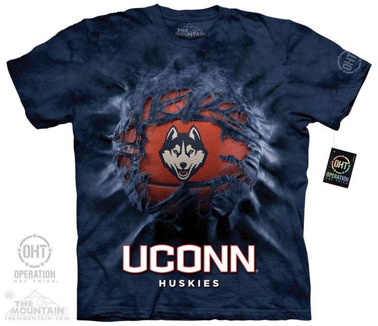 UConn Basketball - XL