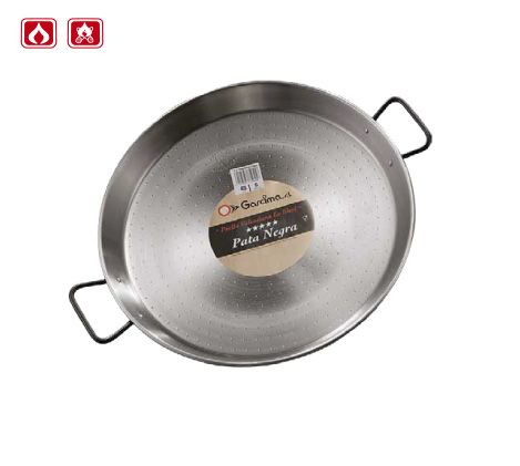 Garcima Paella Pan 22-inch The easy way for the perfect paella