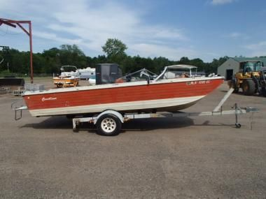 2000 CRES BOAT