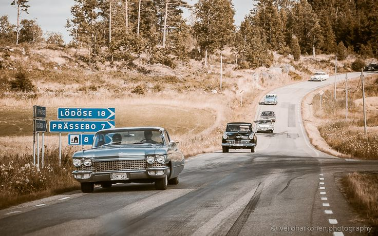 Oldies on The Road