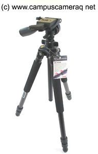 a giottos carbon fiber tripod mt8223 50 with quick release panhead wcase 12yr war