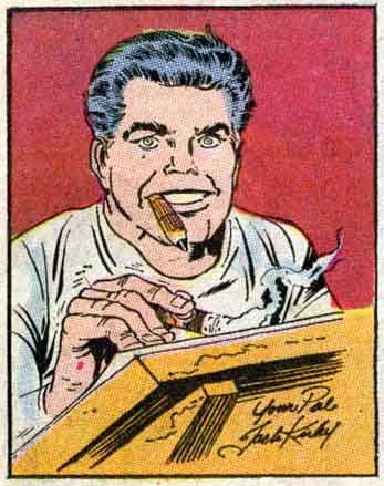 Your Pal Jack Kirby