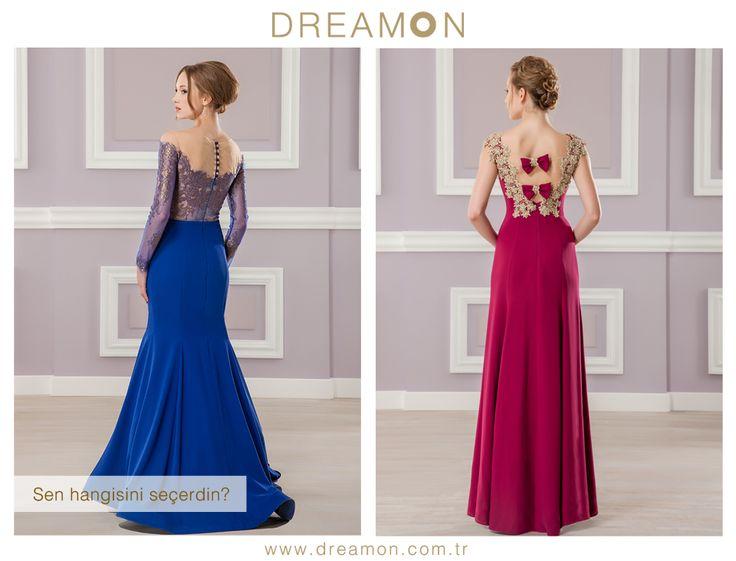 """Dreamon'un birbirinden özel modellerinden """"Sen Hangisini Seçerdin?""""   www.dreamon.com.tr  #gelinlik #gelinlikmodelleri #dreamongelinlik #dreamon #gelinlikler #geceelbisesi #abiyeelbise #veronablush #shiraz"""