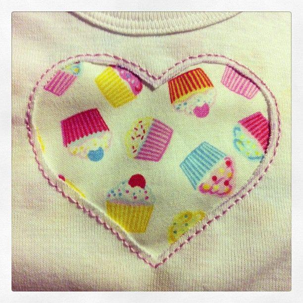 Un cuore di cupcake...#filoecuore #fattoamano #handmade   www.etsy.com/shop/filoEcuore