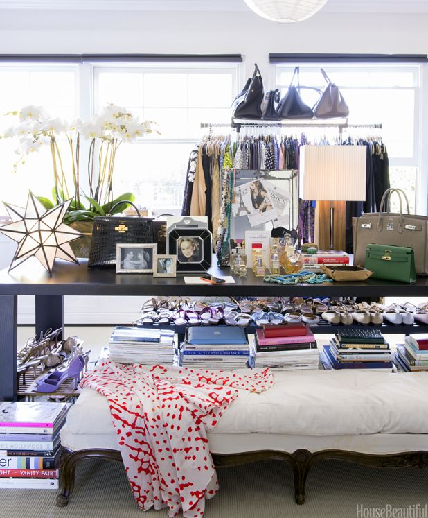 how to turn a spare bedroom into your dream closet