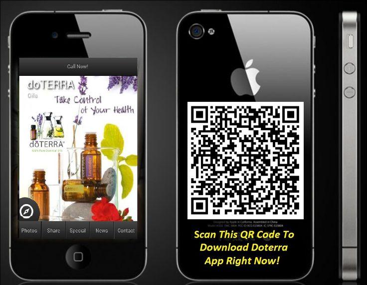 Doterra App #oils4everyone
