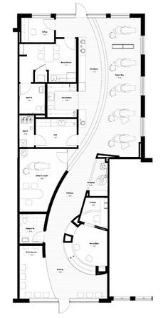 Best 25 office plan ideas on pinterest office floor for Office floor plan app