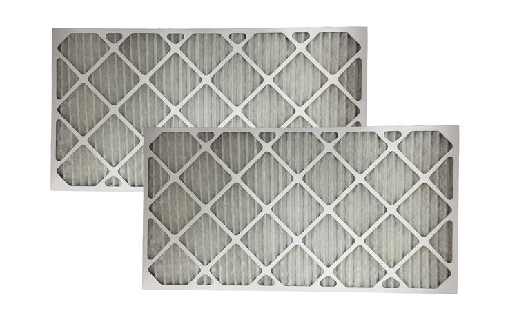 2 16x30x1 MERV-11 Air Furnace Filters