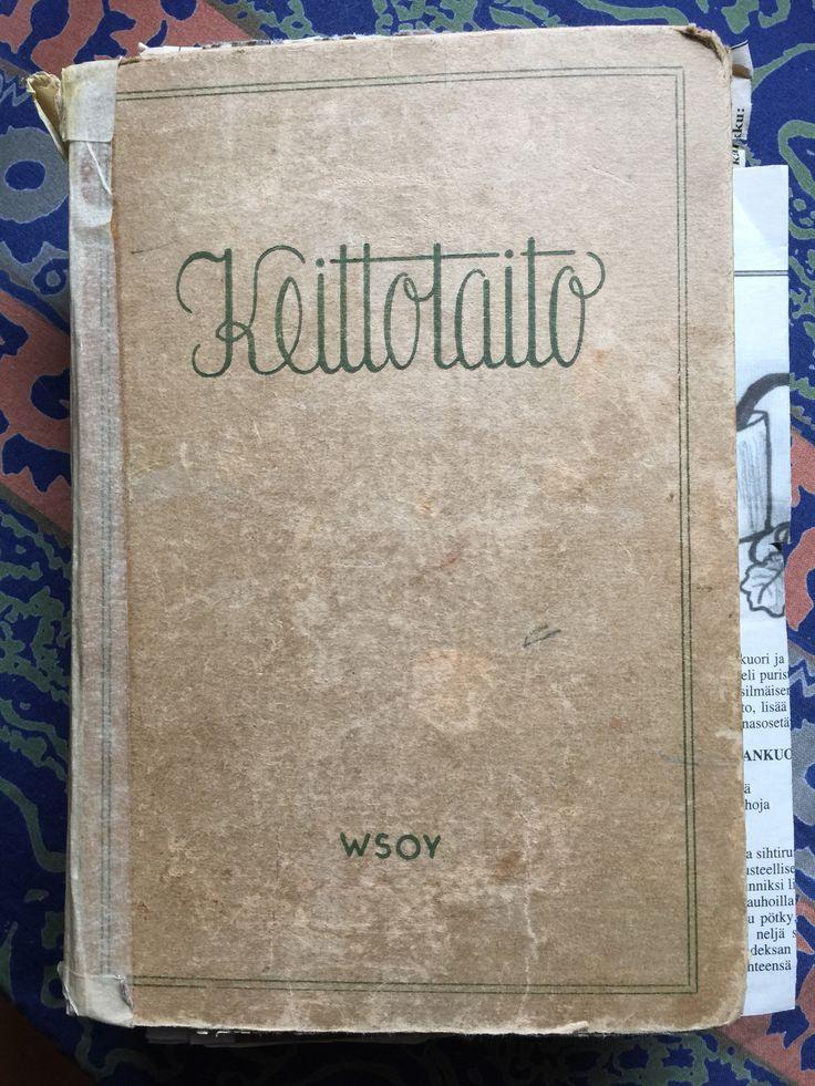 1930-luvun keittokirja