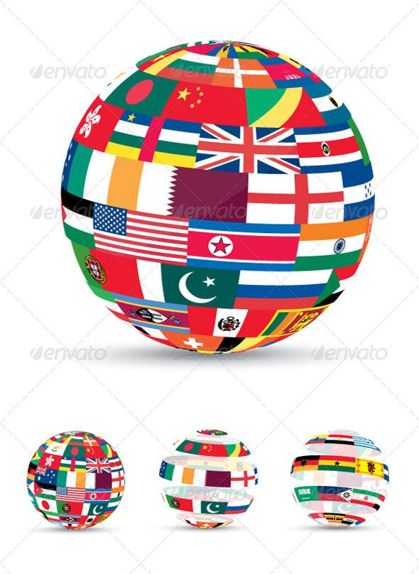 204 best Vectors images on Pinterest Design illustrations, Design - fresh world map with all countries vector