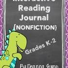 HOT OFF THE PRESS!  Nonfiction Interactive Reading Journal {Common Core Aligned } by Deanna Jump - This Interactive Reading Journal Notebook will make a wonderful addition to your Reading Program. The interactive activities in this packet will en...