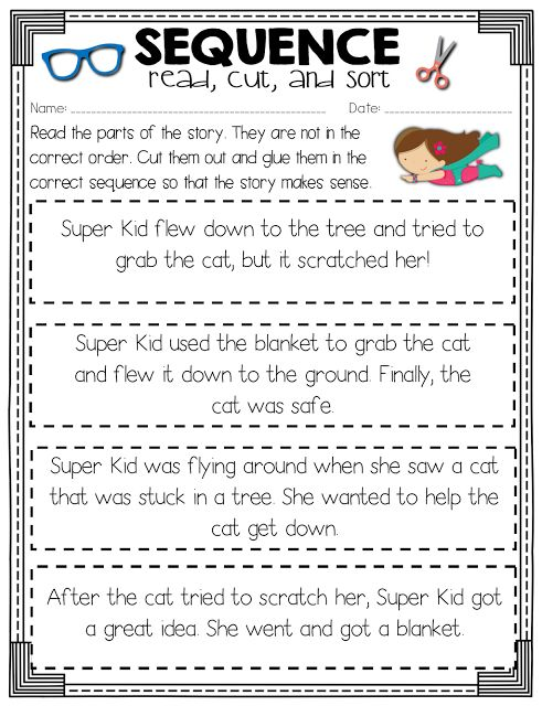 Fun Ways to Teach Sequencing in the Classroom