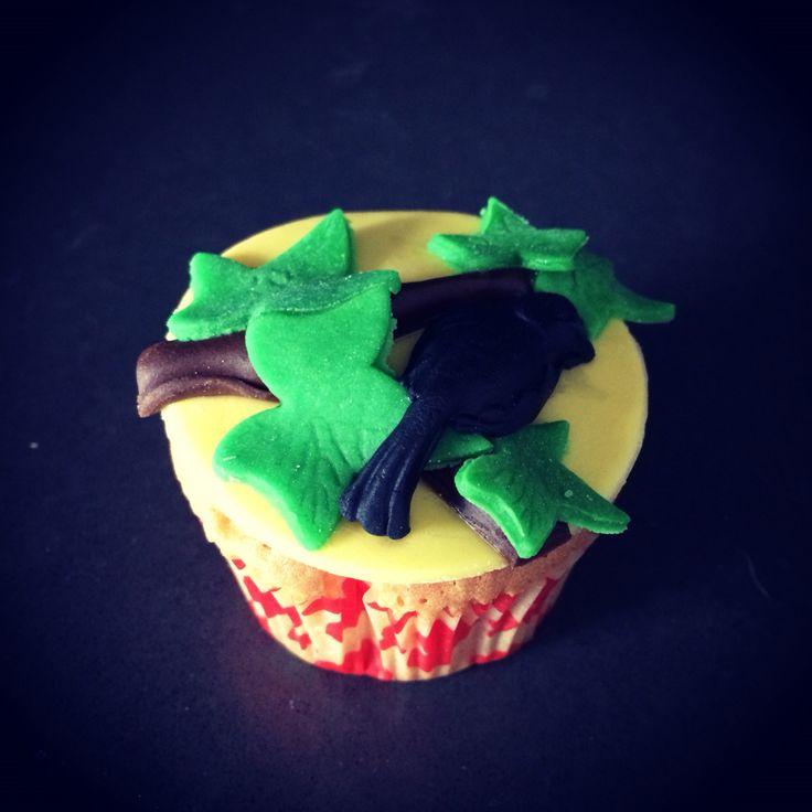 Om in het thema te blijven #raveleijn #cupcakes om te #trakteren op #school @abitoflilli