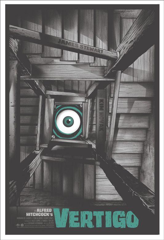 Vertigo by Gary Pullin
