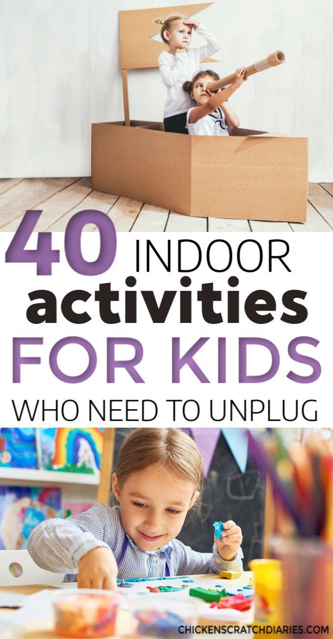 Fun Indoor Kids Activities That Encourage Creativity And Imagination At Home Easy Ch Fun Indoor Activities Indoor Activities For Kids Fun Activities For Kids
