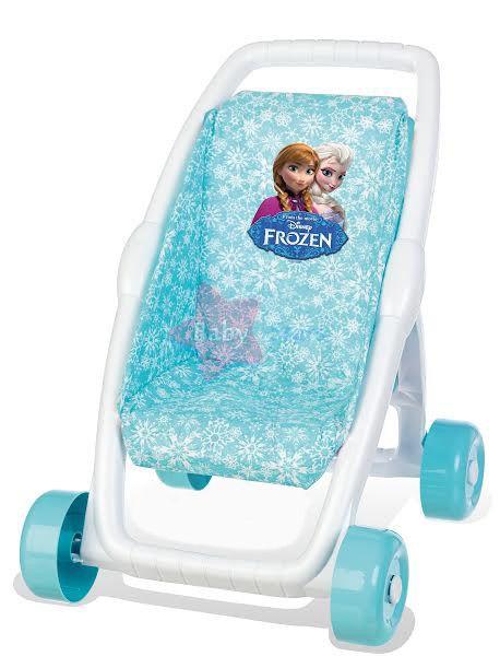 Smoby wózek dla lalek FROZEN Kraina Lodu Spacerówk (5605886127) - Allegro.pl - Więcej niż aukcje.