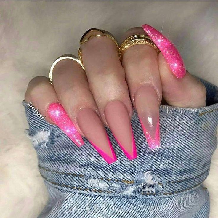 Beste Nägel mit mattem oder mattem Nagellack 2019 – Nägel