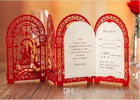 The 25 best Chinese wedding invitation card ideas – Chinese Wedding Invitations