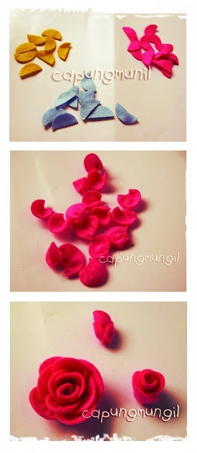 Another felt flower tutorial    Hey everyone, Finally a solution that works! I saw this new weight loss product on TV and I have lost 26 pounds so far. Here is the site http://weightpage222.com