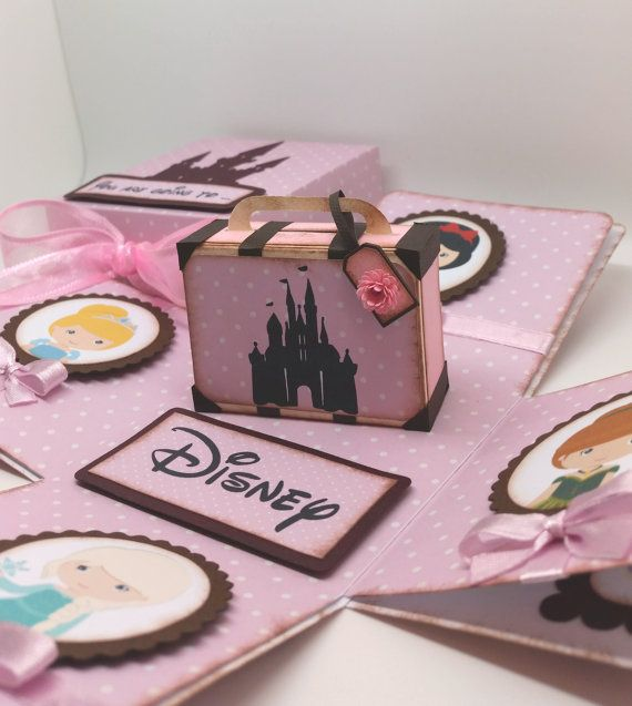 You are going to Disney Surprise trip Travel por LittleSofi