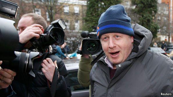 Boris Johnson's decision to back a EU exit sends pound...: Boris Johnson's decision to back a EU exit sends pound towards… #BorisJohnson