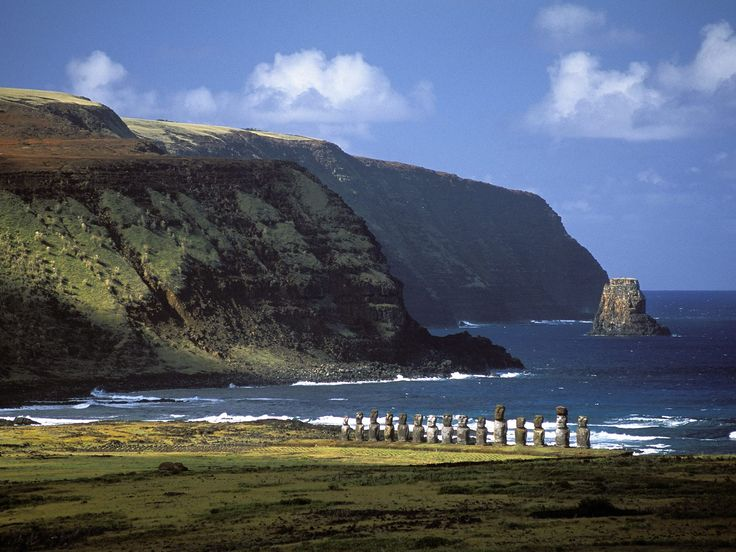 Rapa Nui (Easter Island) - This was an amazing place to visit!