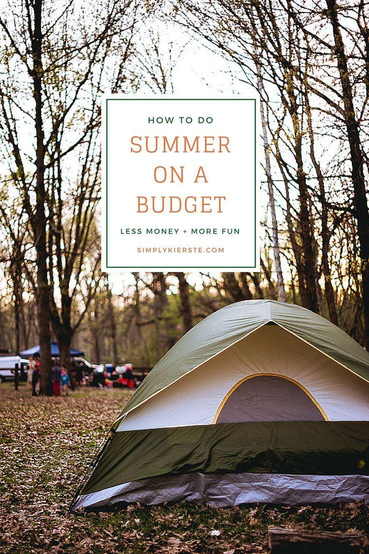 Versuchen Sie, mit Ihren Kindern einen Sommer mit kleinem Budget zu verbringen? Hier sind ein paar Ideen …   – Family Love