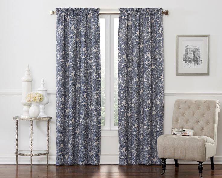 Curtains Ideas curtains at kmart : 17 Best ideas about Paisley Curtains on Pinterest | Paisley fabric ...