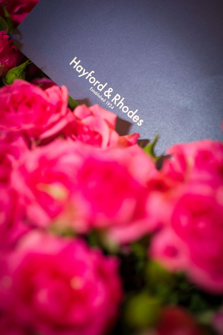 Flowers by Hayford & Rhodes at Victorian townhouse Kent House Knightsbridge showcase event