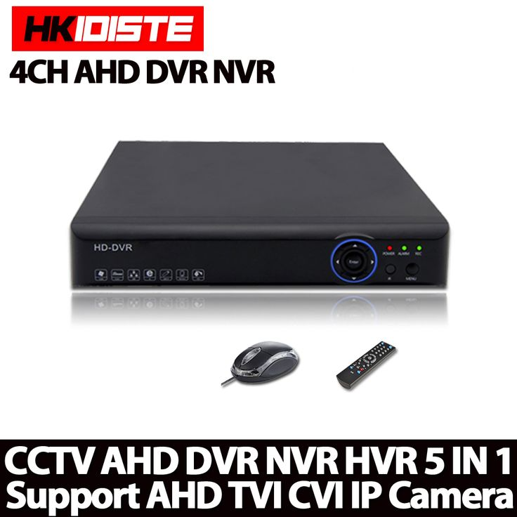 16 Channel 1080N Full AHD DVR Real time Recording Playback With HDMI 16Ch 960P 4Ch 5MP NVR Onvif CCTV Recorder Hybrid DVR NVR #Affiliate