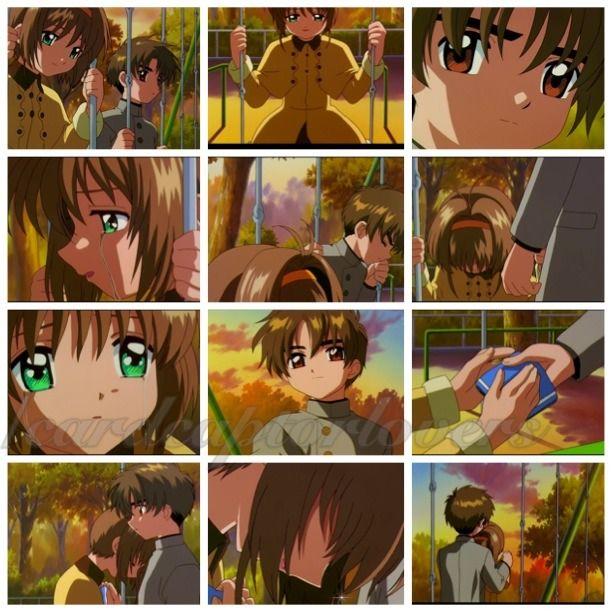 .Sakura and Syaoran