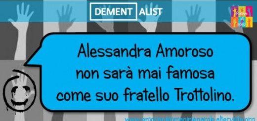 Alessandra Amoroso non sarà mai famosa come...