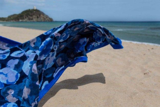 Telo Mare Summer Ikat Louis Vuitton