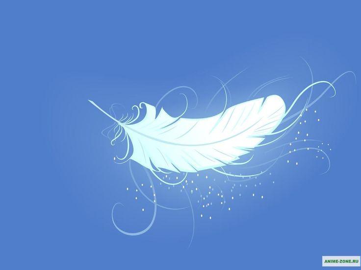 Аниме обои Angel`s Feather / Перо Ангела 9945